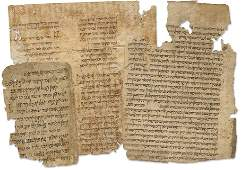 Collection of Fragments of Manuscripts - 14th-15th