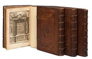 Mishne Torah L'HaRambam - Amsterdam, 1702 - Elaborate