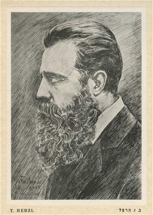 Jewish Portraits and Landscapes, by Alexander