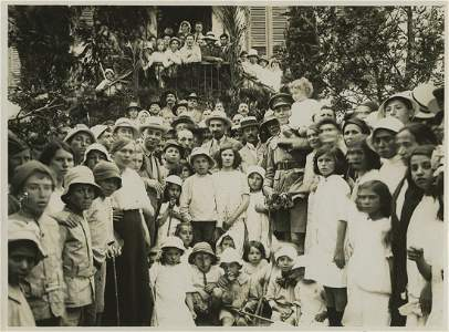 Collection of Photographs - Visit of the Zionist