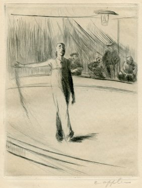 Tango Argentino - Etchings By Ernst Oppler - Berlin,
