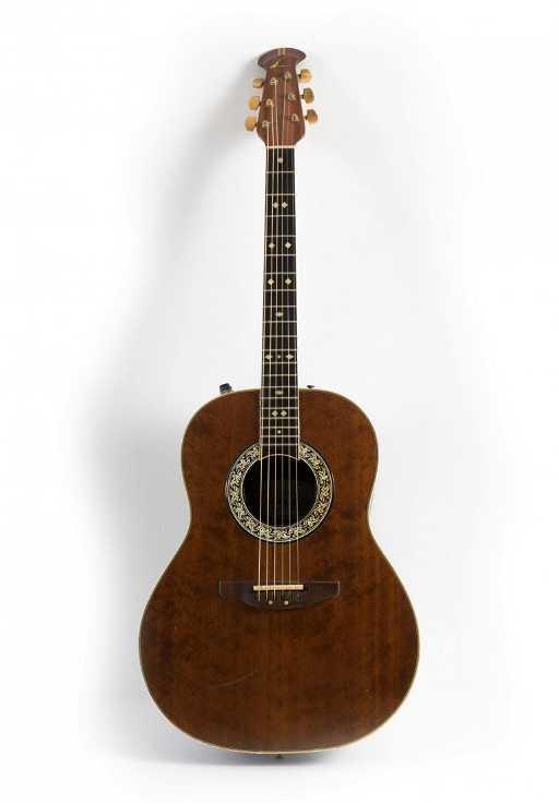Meir Ariels Guitar Ovation 1651