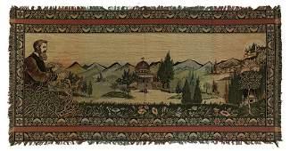 Tapestry - Theodor Herzl
