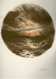 Abel Pann - Lithographs - Book of Genesis