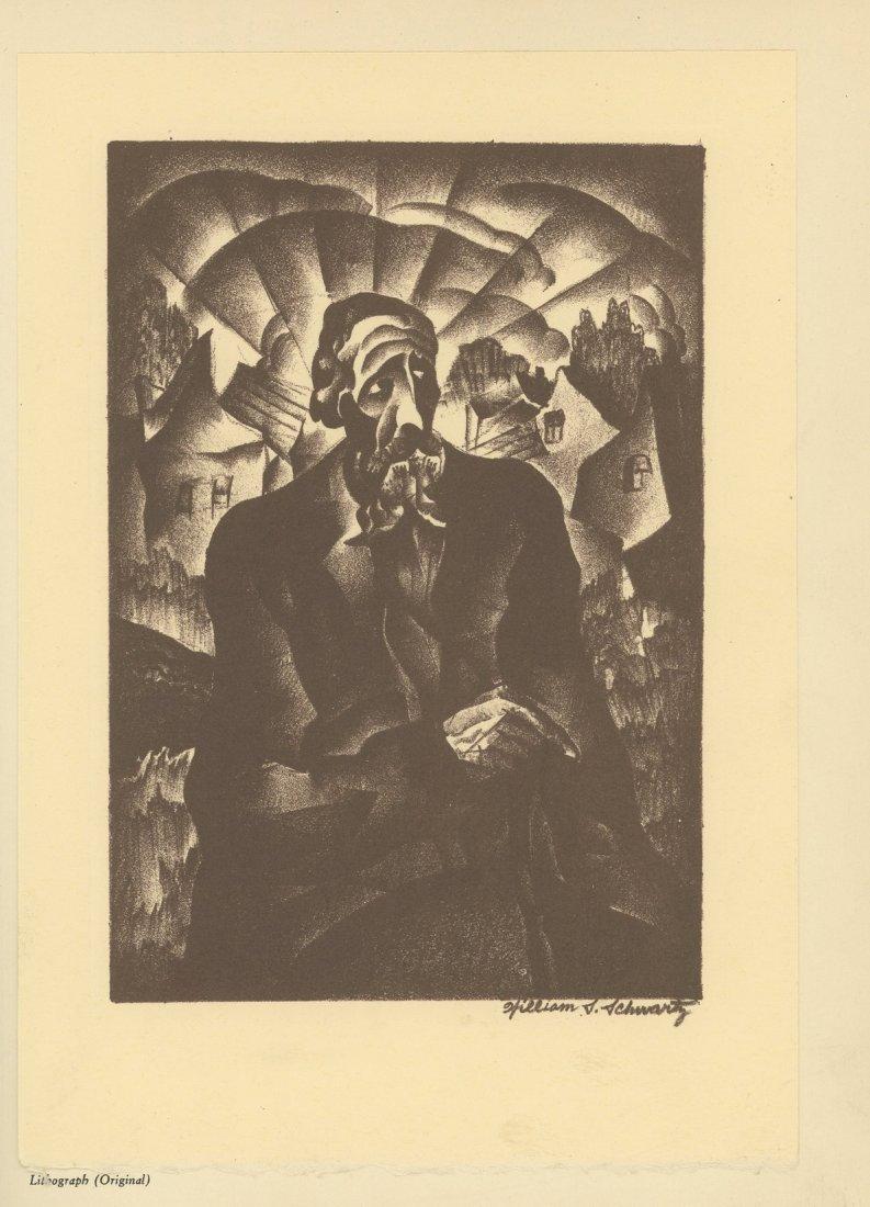 William S. Schwartz - Manuel Chapman - Chicago, 1930