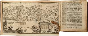 Passover Haggadah - Ma'ale Beit Chorin - With Map of