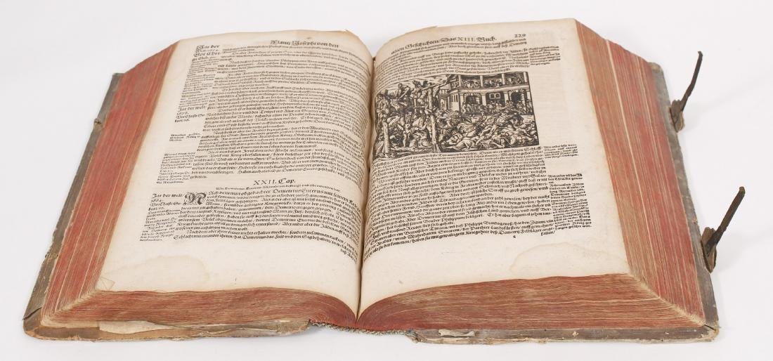 Writings of Josephus Flavius - Frankfurt, 1581 -