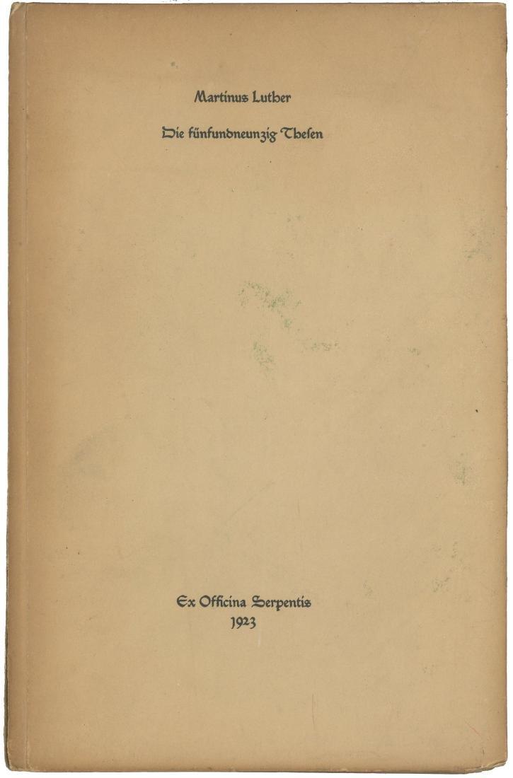 Three Books - Bibliophile Editions - Germany - 1920s