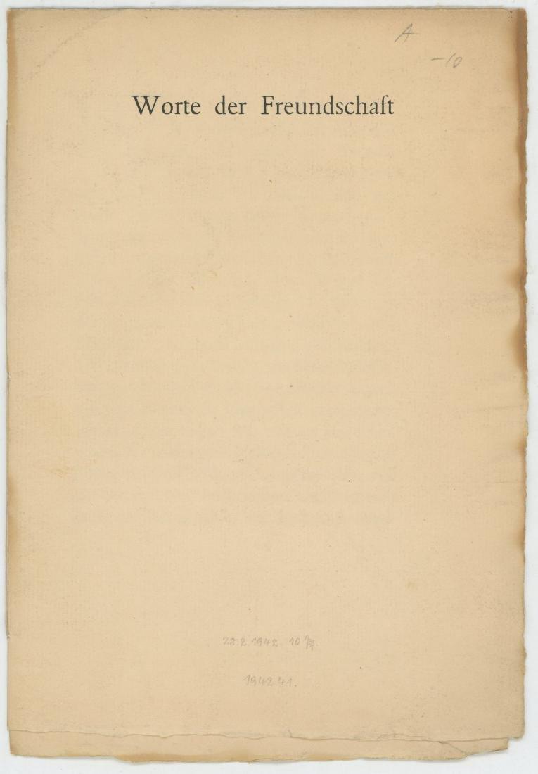 Three Books - Bibliophile Editions - Germany - 1920s - 2