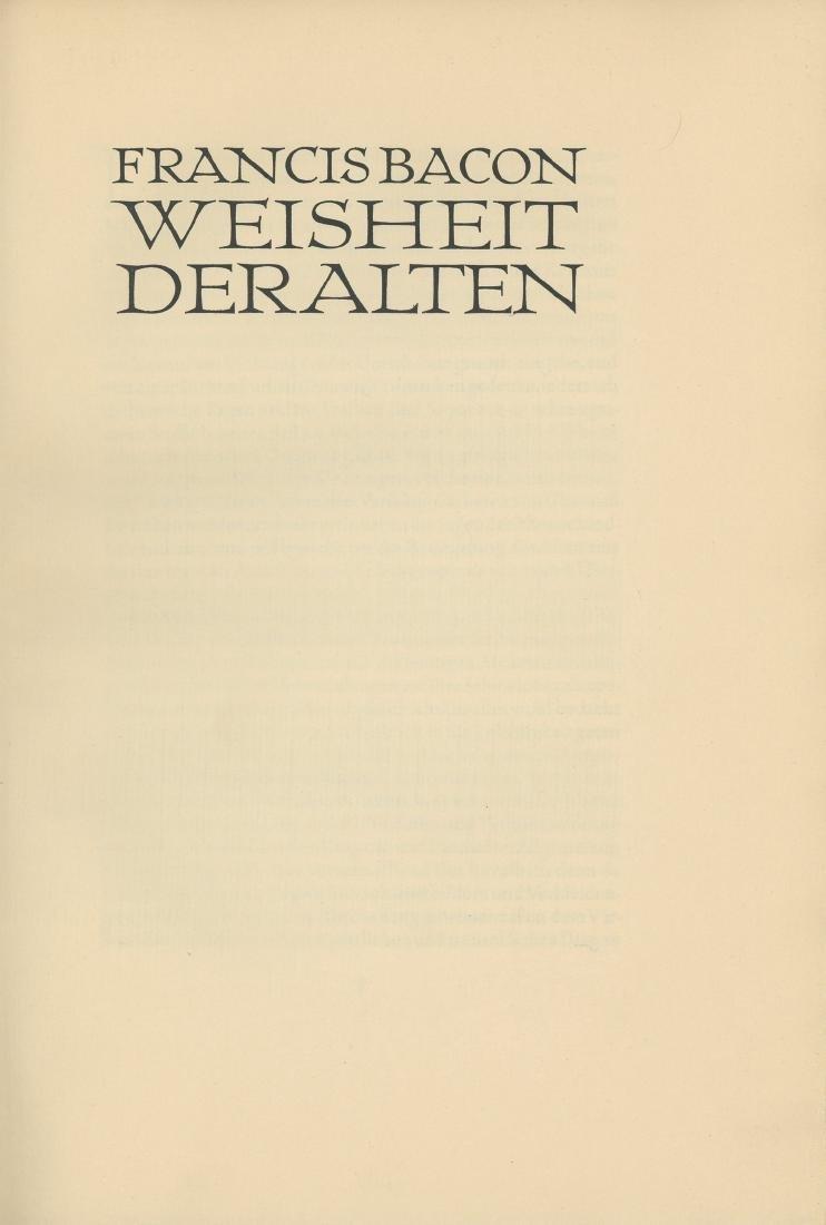 Three Books - Bibliophile Editions - Germany - 1920s - 3