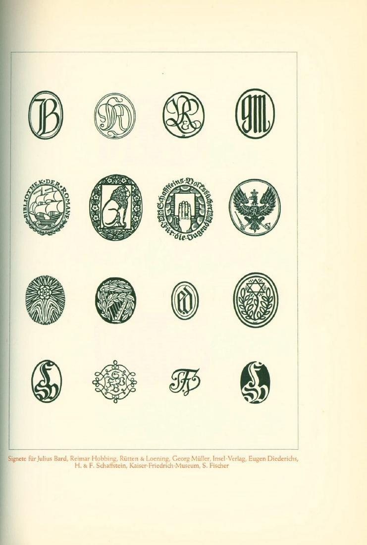 Jubilee Book - Emil Rudolph Weiss - Leipzig, 1925 - - 3