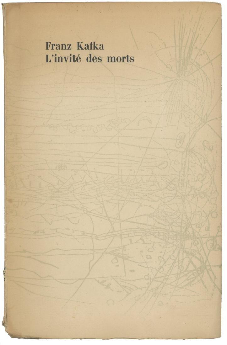 L'invite des Morts - Four Short Stories by Franz Kafka