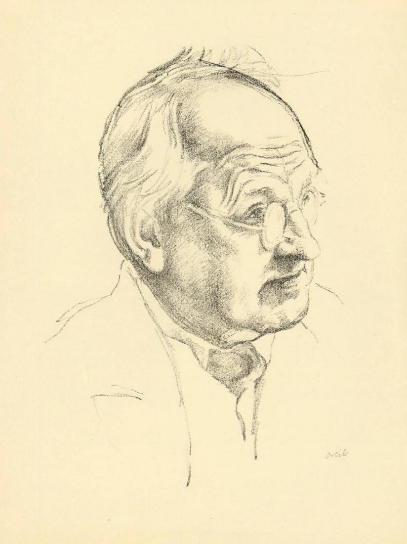 Emil Orlik (1870-1932) - 2