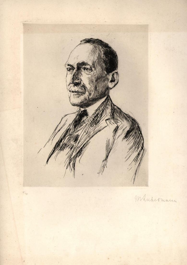 Max Liebermann (1874-1935)