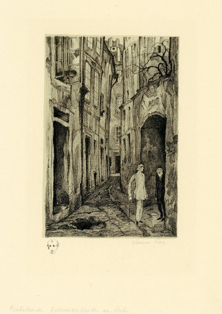 Hugo Steiner-Prag (1880-1945)