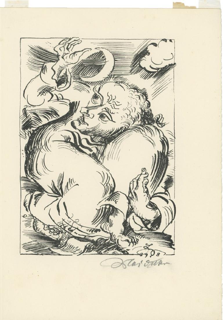 Ludwig Meidner (1884-1966) - 2