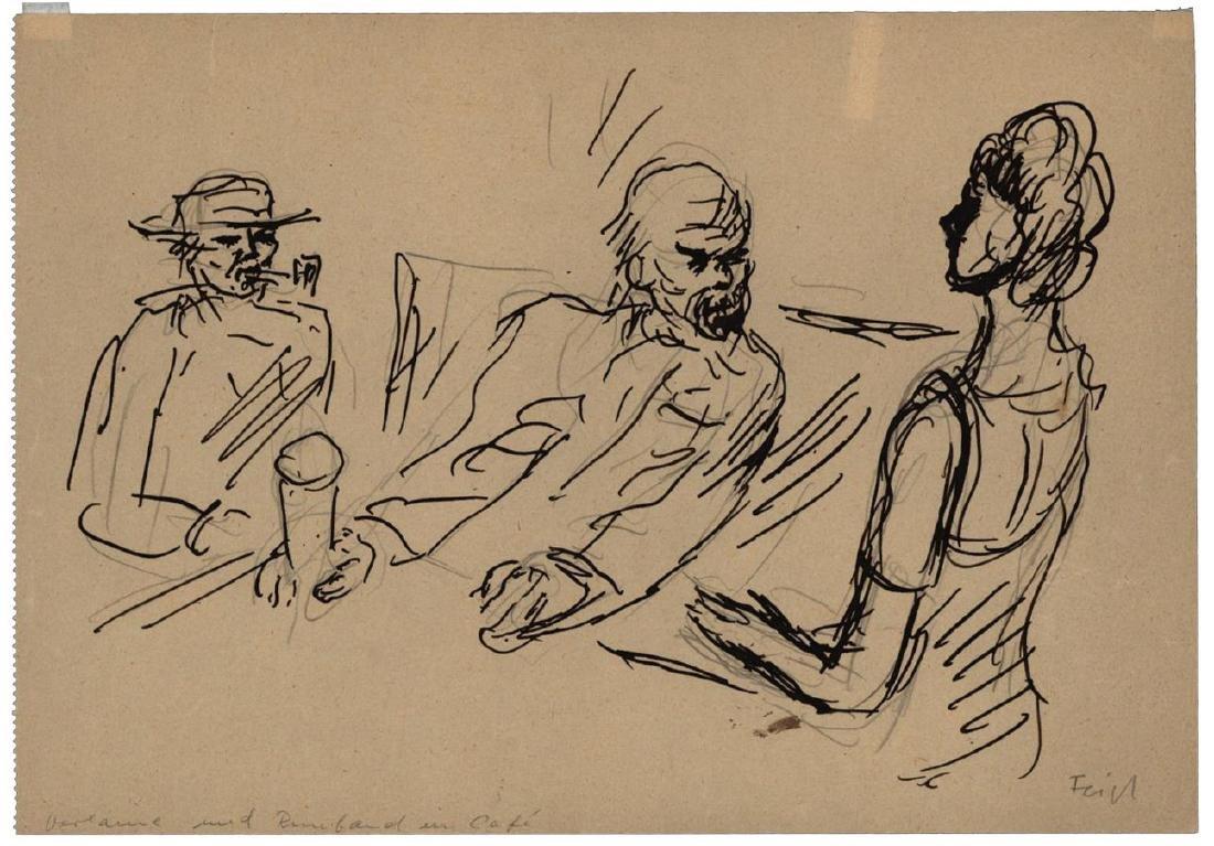 Friedrich Feigl (1884-1965) - 2