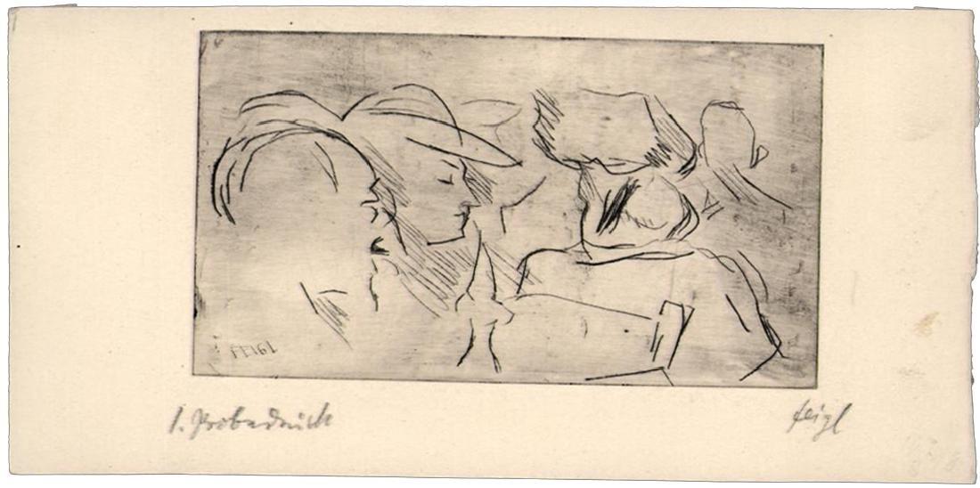 Friedrich Feigl (1884-1965) - 4