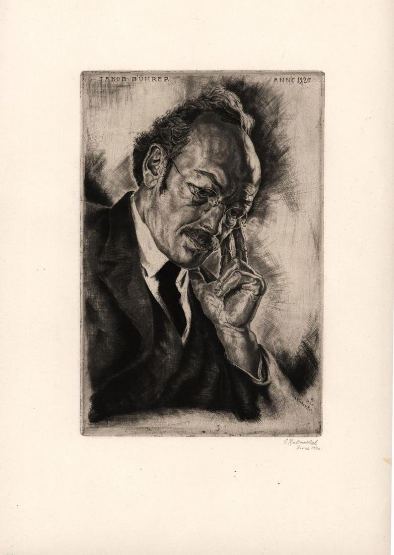 Gregor Rabinovitch (1884-1958) - 3