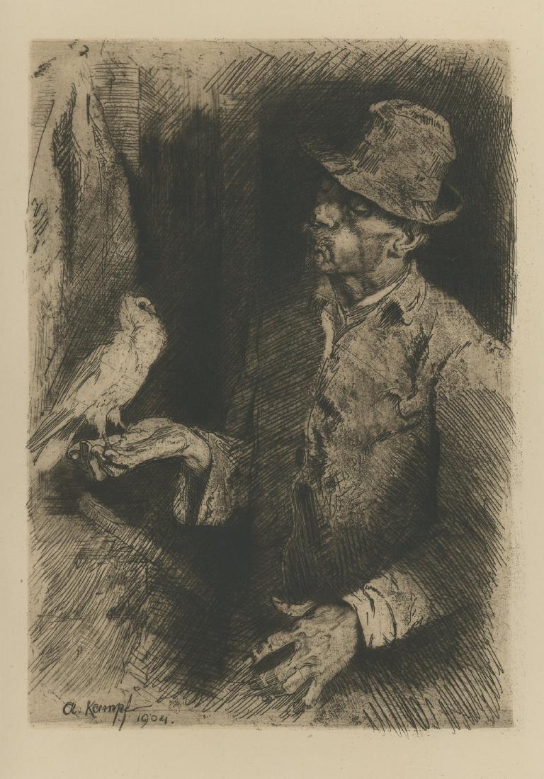 Deutscher Kunstverein Vereinsgabe 1904 - Prints by Max