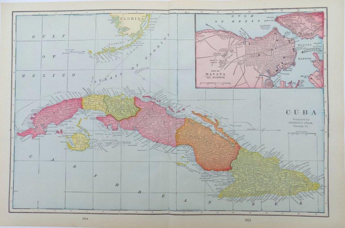 Cuba & Havana, 1902