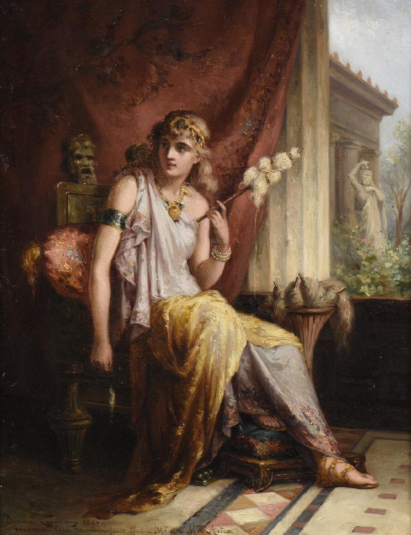 Diana COOMANS (1861-1952)