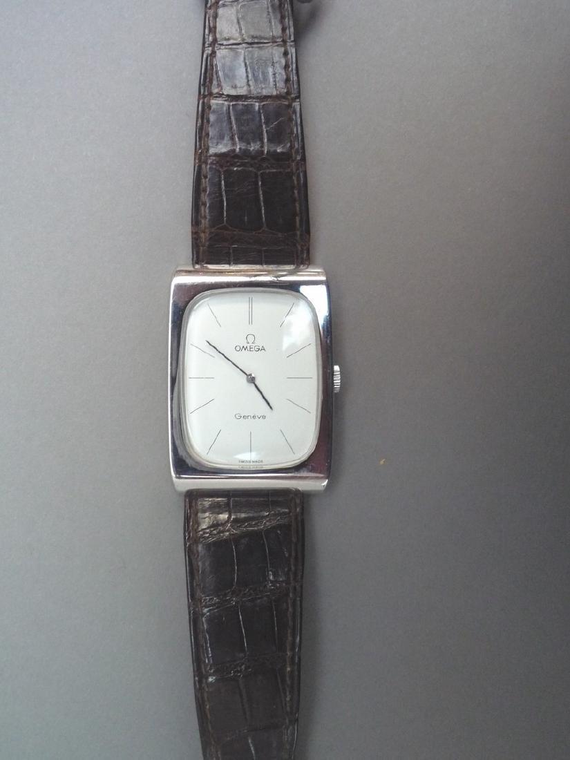 OMEGA Montre bracelet d'homme, la montre de forme - 2