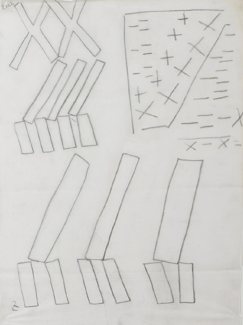 Herbert ZANGS (GER/1924-2003)  Composition 2122 ,
