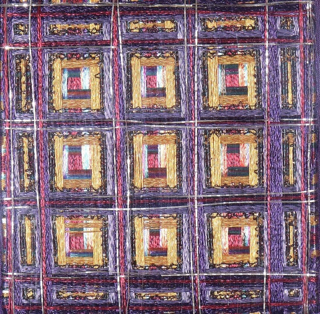 Annick TOP (XXème siècle)  Oraison,2001  Technique
