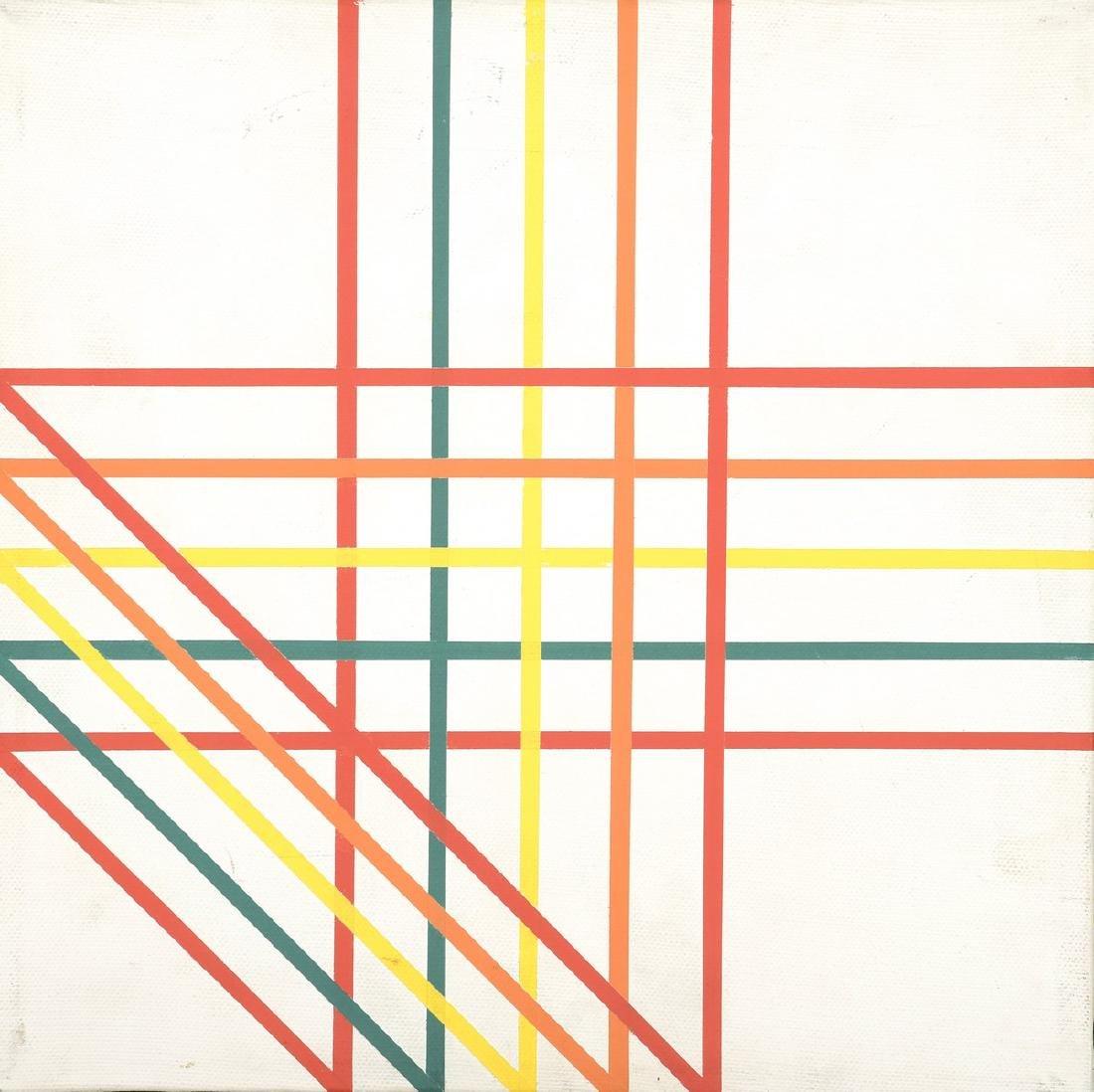 Vincenzo GIGLI (XXème siècle)  Projet 87, 1980