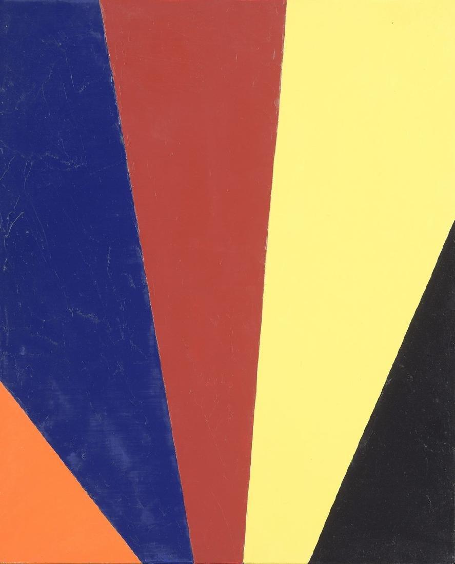 """Tsutomy NUNOKAWA (Né en 1933)  """"Couleur 17"""", 2005"""