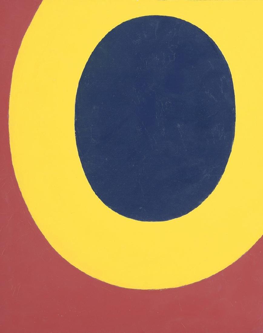 """Tsutomy NUNOKAWA (Né en 1933)  """"Couleur 15"""", 2005"""