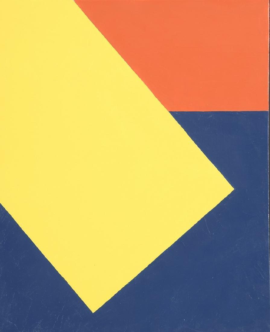"""Tsutomy NUNOKAWA (Né en 1933)  """"Couleur 14"""", 2005"""