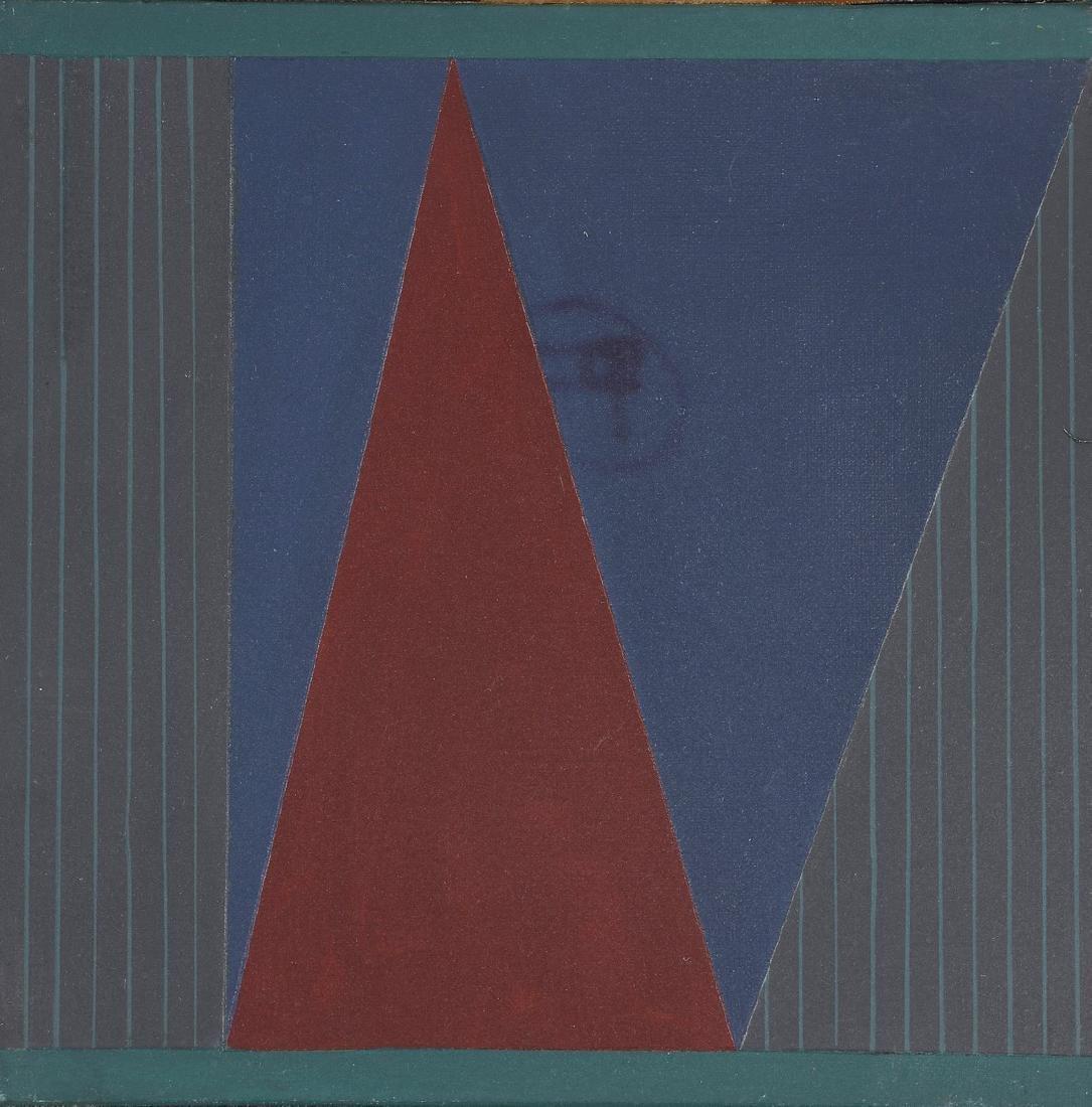 Eduardo JONQUIERES (1918-2000)  Abstraction,1991
