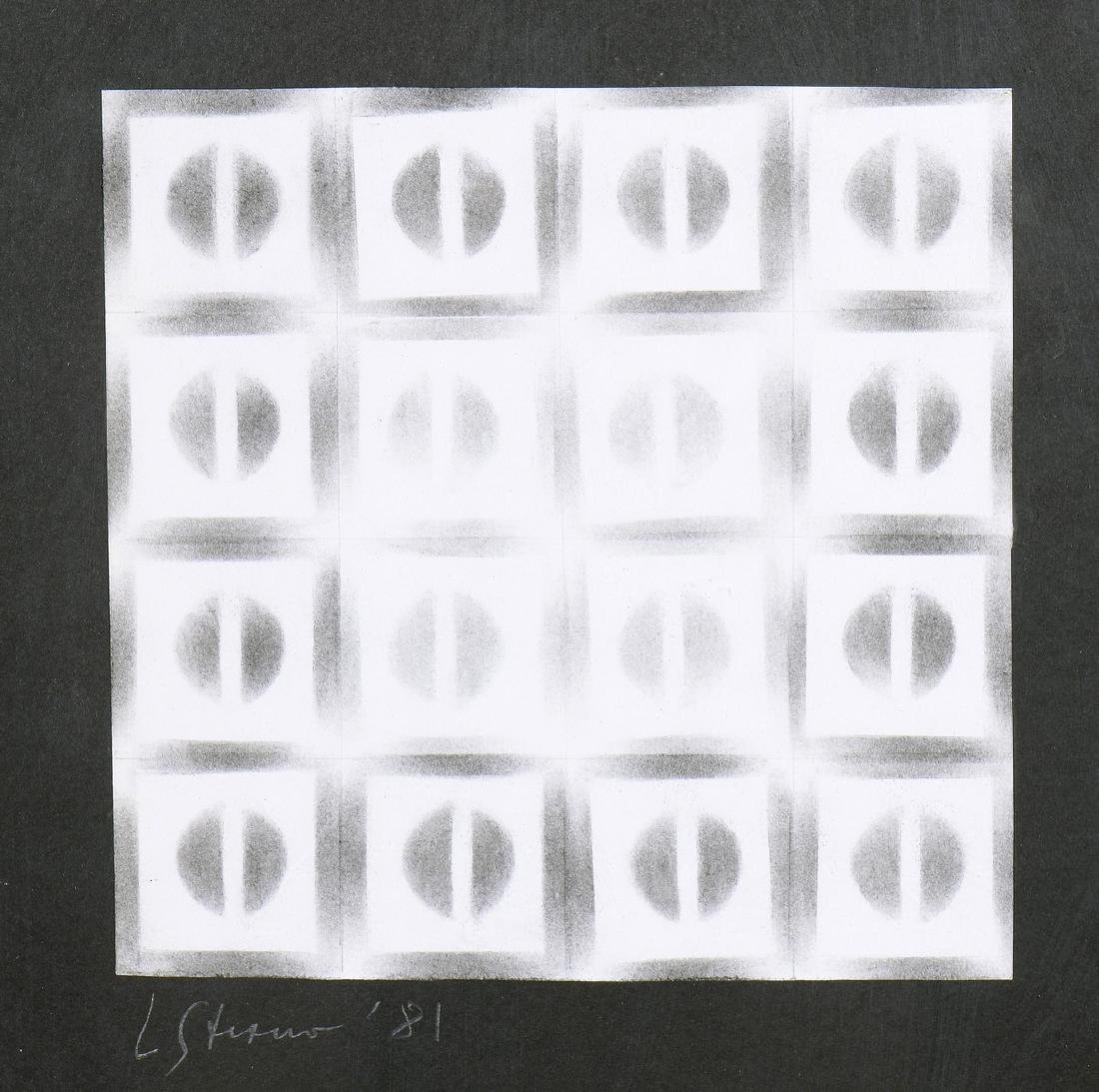 Lina STRANO (XXème siècle)  Sans titre  Technique mixte