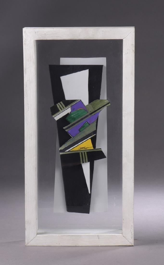 Pepe CACERES (Né en 1941)  Sans titre  Reliefs