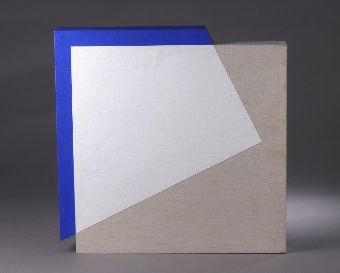 Gaël BOURMAUD (Né en 1975)  Satellite sur 1  Sculpture