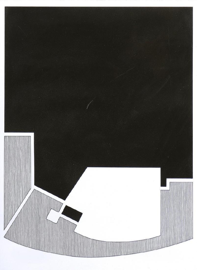 Celso SALGUEIRO (XXème)  Ecole argentine  Composition