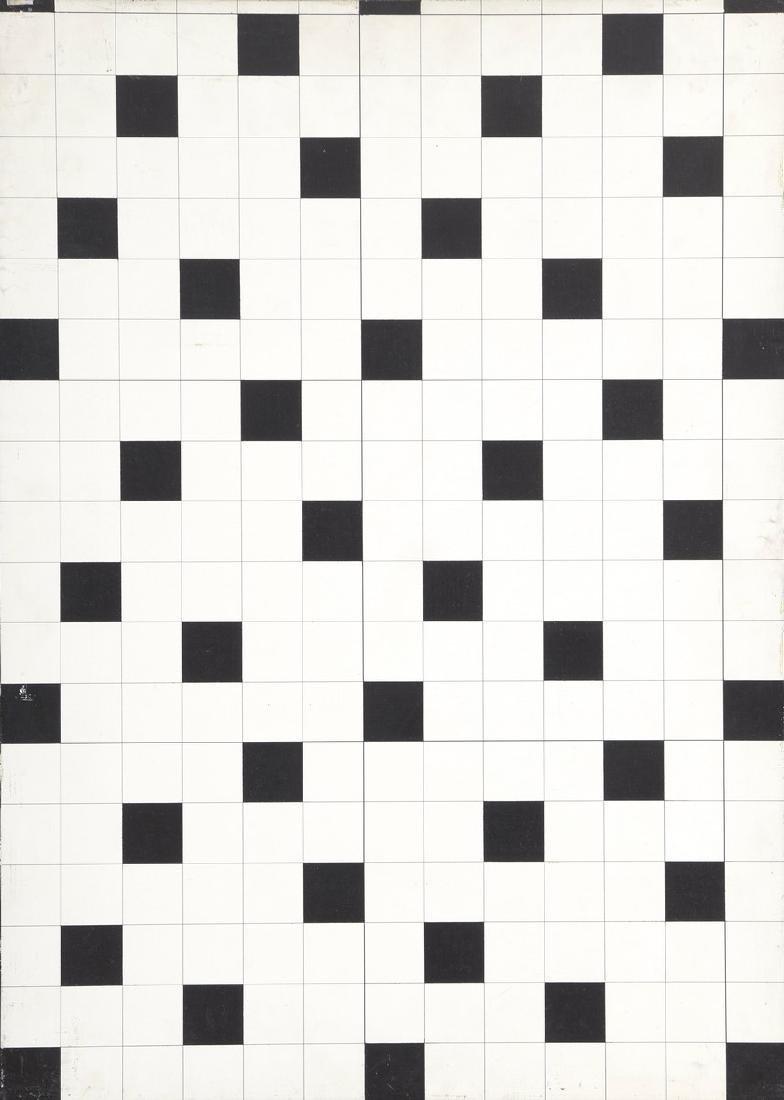 Aldo MENGOLINI (Né en 1930)  Composition abstraite