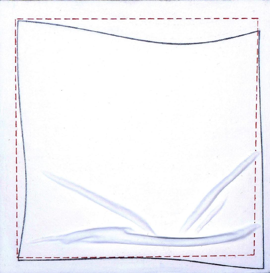 Alba SAVOI (Né en 1929)  Sans titre  Technique mixte et