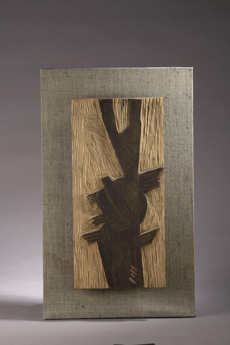 Silvano BOZZOLINI (1911-1998)  «Cosmos X »  Sculpture
