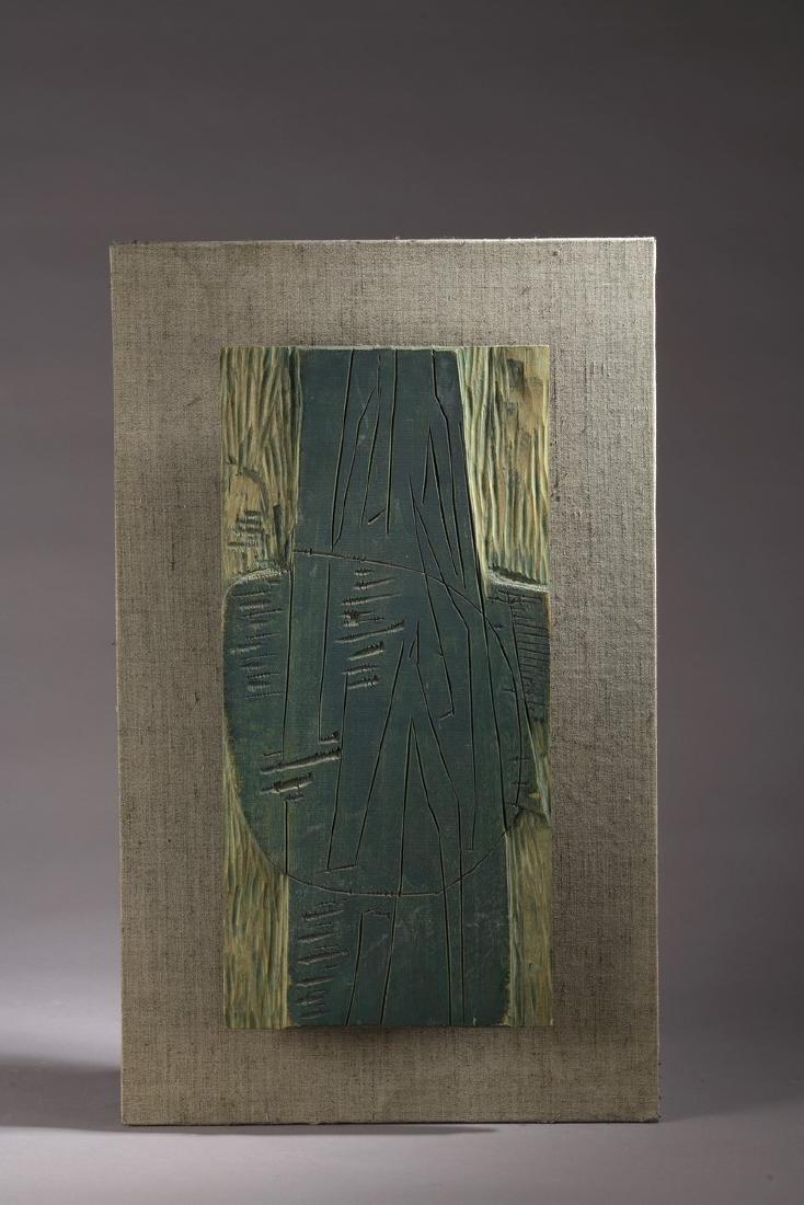 Silvano BOZZOLINI (1911-1998)  «Cosmos 9 »  Sculpture
