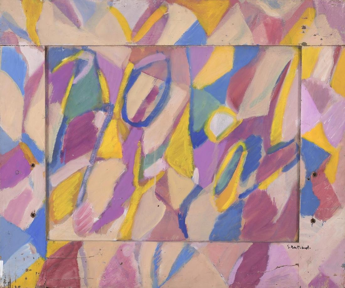 Solange BERTRAND (Montigny les Metz 1913 - 2011)