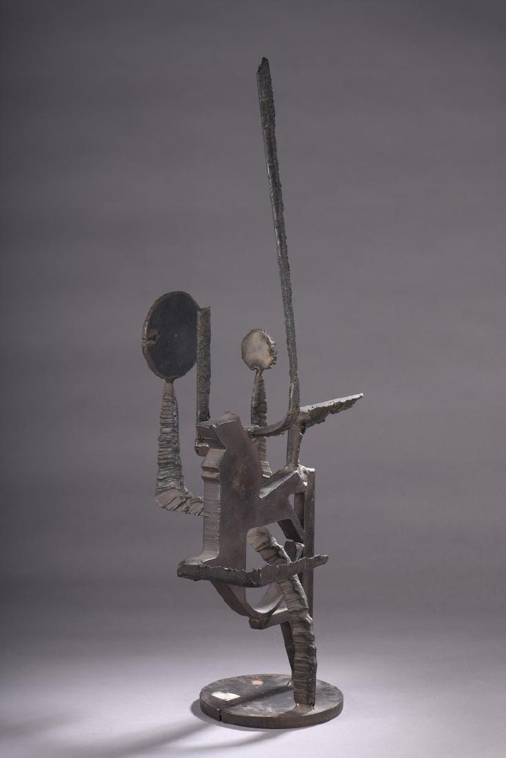 Amilcar ZANNONI (1922-2009)  Sans titre   Sculpture en