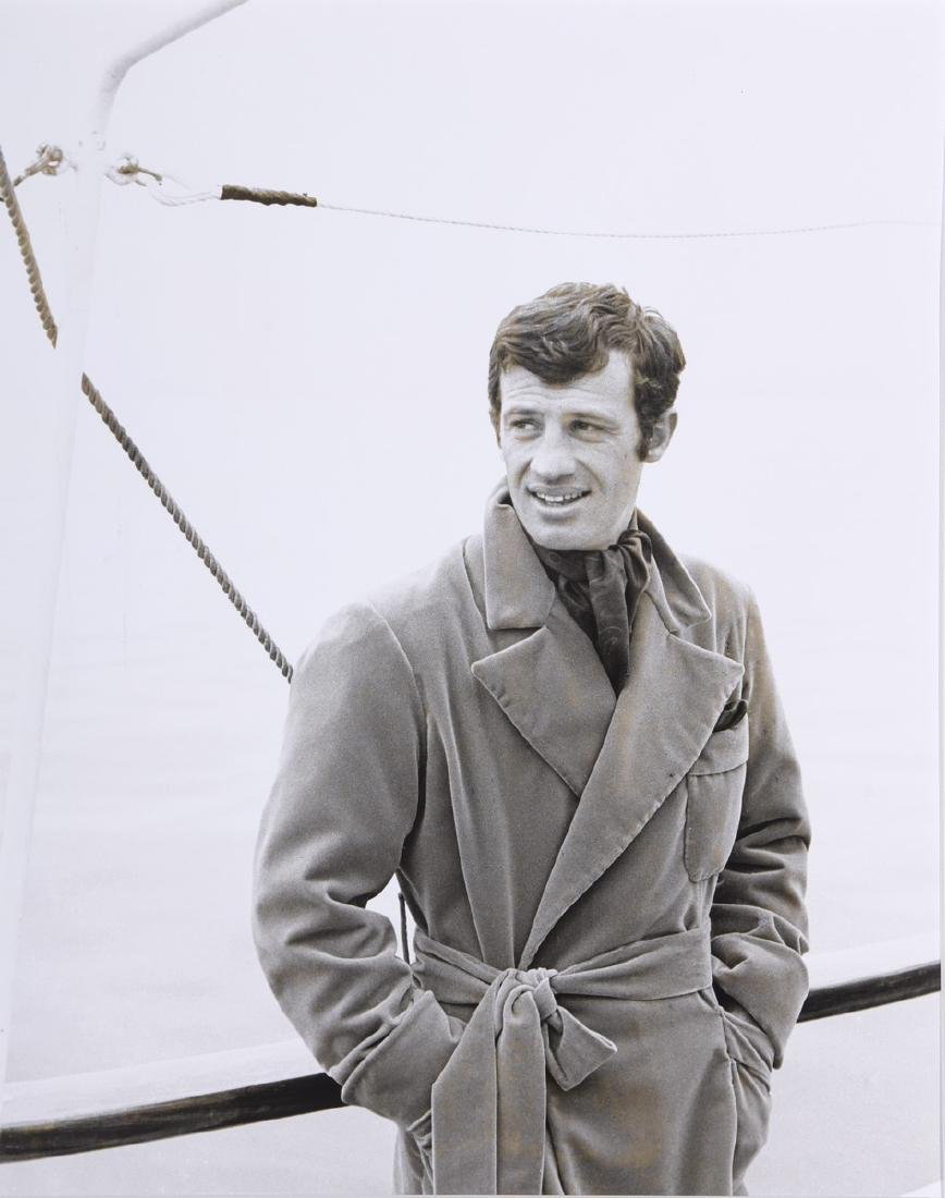 Tony GRYLLA (Né en 1941)  Jean-Paul Belmondo sur le