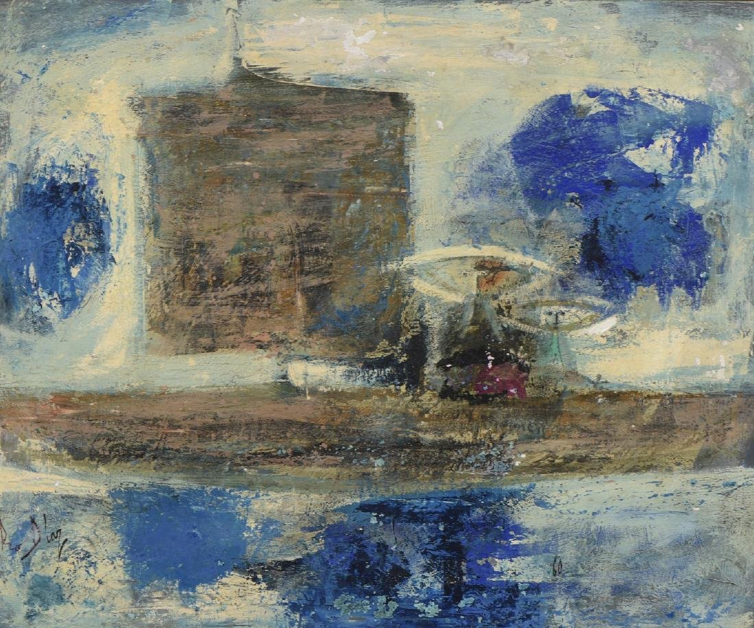 GUY PRO-DIAZ (Né en 1929)