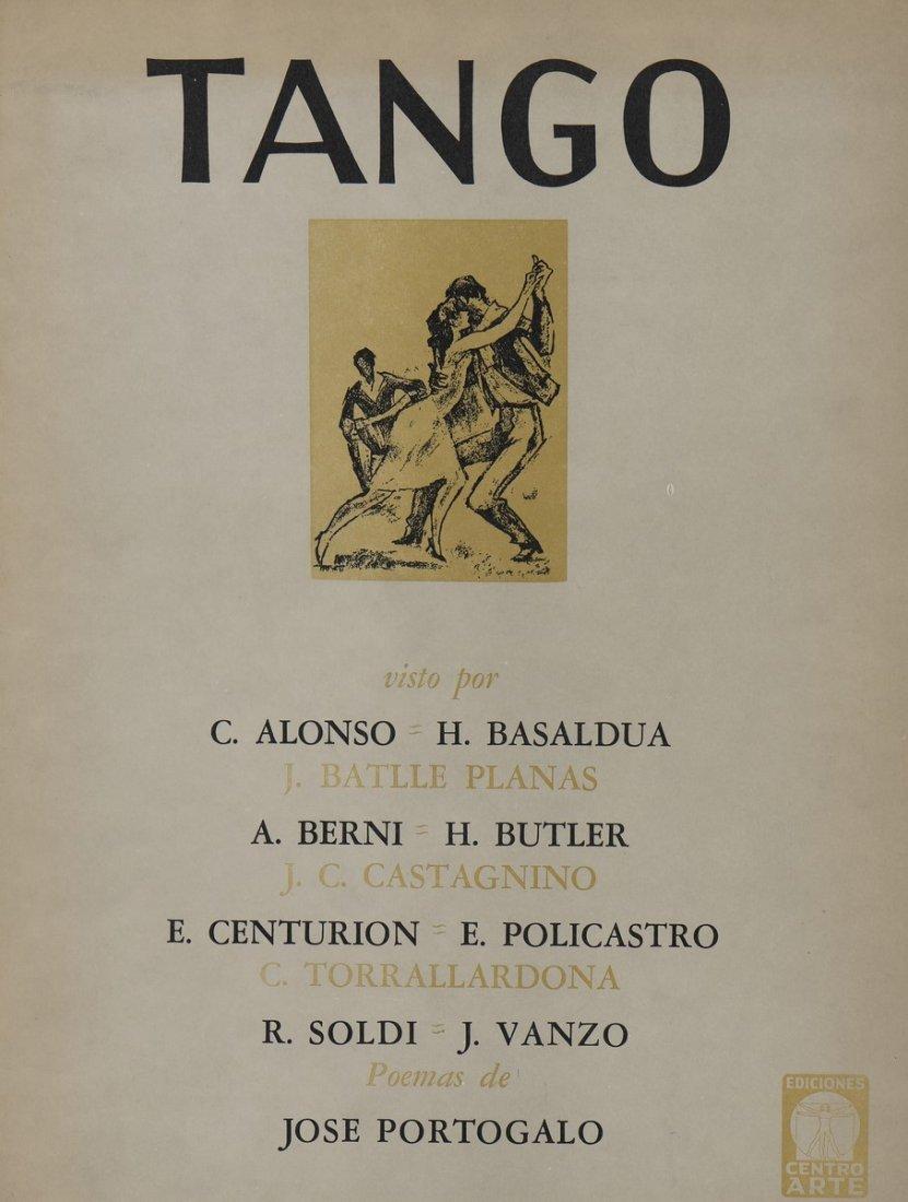 TANGO - CENTRO D'ARTE DE BUENO AIRES - 2