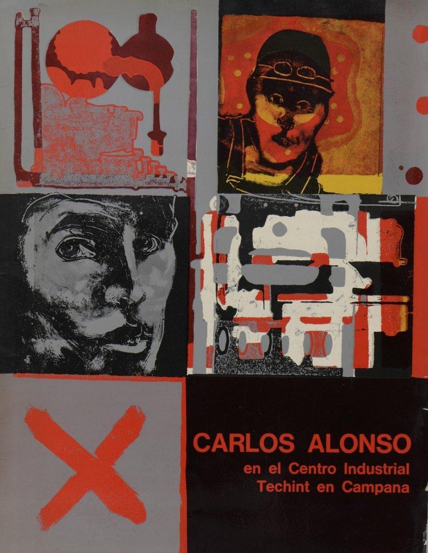 Carlos ALONSO (Né en 1907) - 2
