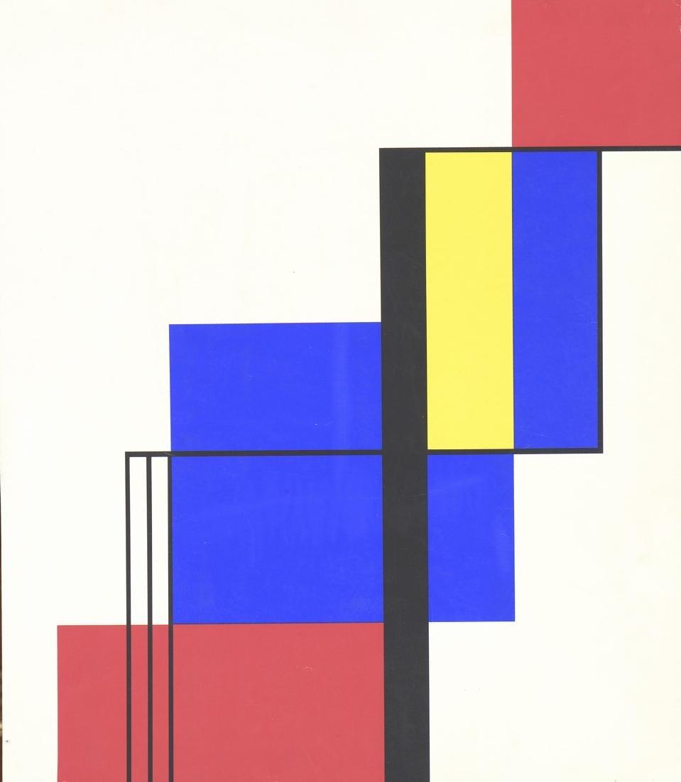 Michel SEUPHOR (1901-1999), école belge