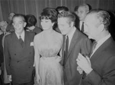 Daniel CANDE (Né en 1938) Salvador Dali ,Sophia Loren,